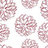 Wzór od kwiatów Zdjęcia Royalty Free