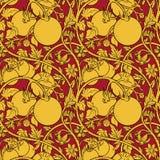 Wzór pomidor gałąź w ogródzie Kolor żółty i rewolucjonistka Zdjęcia Stock