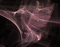 wzór różowy lekkiej Zdjęcia Royalty Free