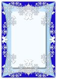 wzór ramowy fotografia royalty free
