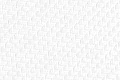 Wzór serca na białym tle Zdjęcia Stock