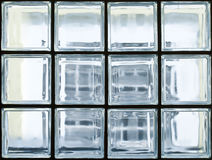wzór szkło Zdjęcie Stock