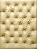 wzór tapiceruje kolor żółty Zdjęcia Royalty Free