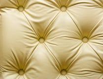 wzór tapiceruje kolor żółty Zdjęcie Stock