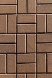Wzór textured czerwone cegły Obrazy Stock