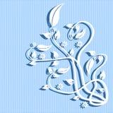 wzór vectorial kwiat royalty ilustracja