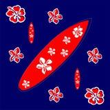 wzór vectorial kwiat Zdjęcia Stock