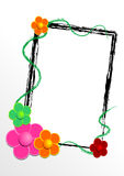 wzór vectorial kwiat Obrazy Stock