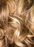 Wzór włosy Zdjęcie Royalty Free