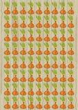 Wzór warzywa Zdjęcie Stock