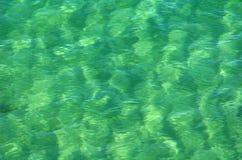 wzór wody Zdjęcia Stock
