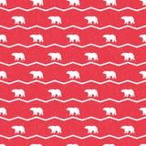 Wzór z animals-01 Zdjęcia Royalty Free