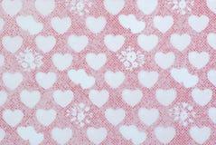 Wzór z czerwieni róży tekstury papierem Fotografia Royalty Free