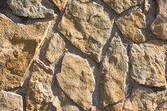 Wz?r od?upana kamie? ?ciany tekstura i t?o zdjęcie stock