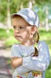 Wzburzony dziecko Zdjęcie Stock