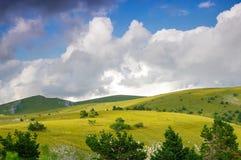 wzgórza Zdjęcia Stock