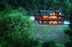 wzgórza domu bela zdjęcia stock