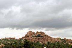 Wzgórza i zdjęcie royalty free