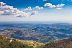 Wzgórza Kuba, odgórny widok Zdjęcia Royalty Free