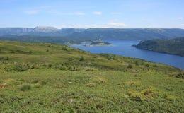 wzgórza norris partridgeberry punkt Fotografia Royalty Free