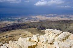 wzgórza spojrzenia góry nebo dolina Obraz Stock