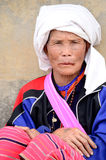 wzgórza ubóstwa plemienia wioski wieśniak Obraz Stock