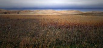 wzgórza w nebrasce piasku Fotografia Stock
