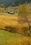 Wzgórza w Rumunia Obrazy Royalty Free