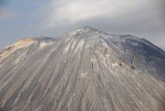 Wzgórza zakrywający powulkanicznymi popiółami, Wielki rift valley, Tanzania, Wschodni Afryka Zdjęcia Royalty Free