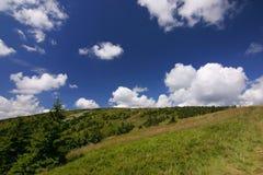 wzgórze zdjęcia stock