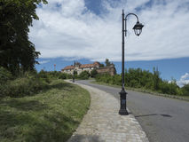 Wzgórze Cytadela, Brasov, Rumunia Zdjęcia Royalty Free