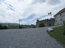 Wzgórze Cytadela, Brasov, Rumunia Zdjęcie Royalty Free