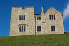 wzgórze dom Fotografia Stock