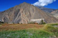 wzgórze Nepal Zdjęcie Stock