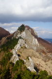 wzgórze skalisty Fotografia Stock