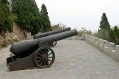 203 wzgórze w Lushun Zdjęcia Royalty Free