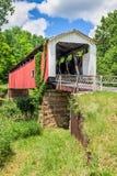 Wzgórze Zakrywający most Obraz Stock