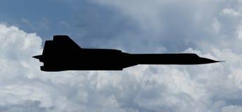 Wzierny samolot od xx wiek Obrazy Royalty Free