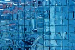 wzmacniająca szklana mozaika obrazy stock