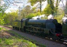 Wznawiający Parowej lokomotywy SR Maunsell SR 15 klasa Żadny: 847 fotografia royalty free