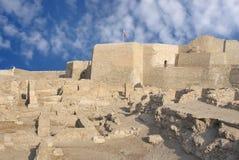 wznawiający wykopywany fort rujnuje południe Obrazy Royalty Free