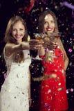 wznieść toast Fotografia Stock