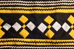 wzorów waciany seminole Zdjęcia Stock