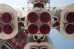wzorcowy Gagarin statek kosmiczny Moscow Zdjęcia Stock