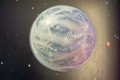 Wzorcowy Plutol, naukowi pojęcia gwiazdy Fotografia Stock