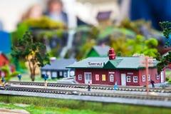 wzorcowy pociąg zdjęcie stock