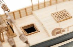 wzorcowy statek drewniany Obrazy Stock