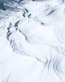 wzoru śnieg fotografia royalty free