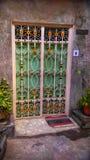 Wzory drzwi obrazy royalty free