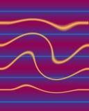 wzory elektryczne Obrazy Royalty Free
